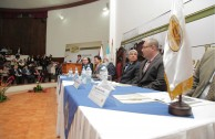 "Forum ""Educating to Remember: The Holocaust and Human Rights"" in Guatemala"