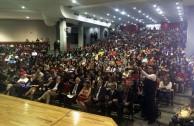 """1200 estudiantes en el Foro Universitario """"Educando Para Recordar"""""""