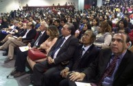 "1200 students attended the University Forums ""Educating to Remember"""