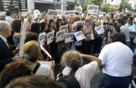 March requesting justice for prosecutor Nisman
