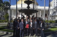 Asamblea Nacional de Venezuela conmemoró el Día Internacional en memoria de las víctimas del Holocausto