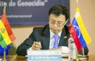 Dr. Camilo Montoya Reyes (Colombia) Director del Consejo de Proyectos de la EMAP y profesor Universidad Libre de Colombia