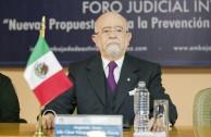 Magistrado Julio César Vásquez-Mellado, Director General del Instituto de la Judicatura Federal