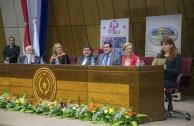 Lanzamiento de proyectos de la Embajada Mundial de Activistas por la Paz en el Congreso de Paraguay