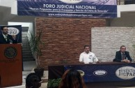 Forum at the University of Soconusco - Tapachula, Chiapas