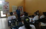 Activistas por la Paz iniciaron curso de promotores en Donación de Sangre