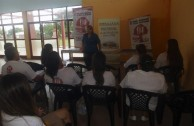 Blood Donation Training in Resistencia, Argentina