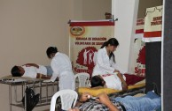 Blood Donation Progress in Guatemala