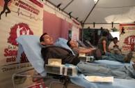 Blood Donation Progress in Guatemala