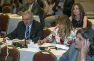 """The proposal """"Mother Earth as a living being with rights"""" was presented during the meeting of the Parliamentary Confederation of the Americas"""