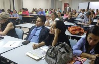 """Educating to Remember"" reaches the Latin University in Santiago De Veraguas"