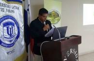 """Educating to Remember"" reaches the Latin University in Santiago De Veraguas"