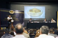 """The GEAP initiated the University Forums """"Educating to Remember"""" in the University of Puerto Rico at Humacao, location of the first academic encounter"""