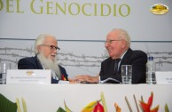 """Academic encounter """"Educating to Remember"""" promotes the Holocaust as a life lesson in Ibagué"""