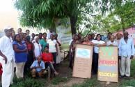 Activistas Dominicanos trabajando por el reconocimiento de la Madre Tierra como un ser vivo