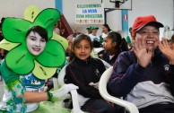 """Ecuador celebrated the """"World Environment Day"""" by beginning with the love of life on our Planet Earth."""