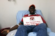 Dominican Republic supports the 5th International Blood Drive Marathon