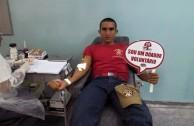 Brazil supports the 5th International Blood Drive Marathon