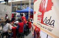 Chile supports the 5th International Blood Drive Marathon