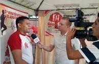 Honduras supports the 5th International Blood Drive Marathon