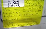Forum at the Orzati School in Olavarria, Argentina