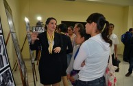 """In Paraguay the GEAP, in partnership with the Intercontinental Technological University, held the First University Forum """"Educating to Remember"""""""