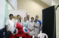 Guatemala admirably concludes the 5th International Blood Drive Marathon