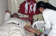 Guatemala concluye de manera loable la 5ta. Maratón Internacional de Donación de Sangre