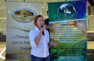 Paraguay joined the collective force in favor of Mother Earth
