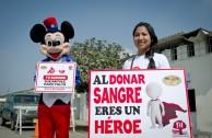 """Héroes de la familia humana alcanzaron otra victoria en la 5ta. Maratón Internacional """"En la Sangre está la Vida"""""""