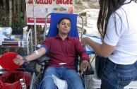"The 5th Marathon ""Life is in the Blood"" revives the altruistic desire in thousands of Colombians by donating the Sap of Life"