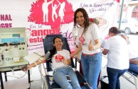 """Venezuela successfully extends bonds of Life and Love in the 5th International Marathon """"Life is in the Blood"""""""