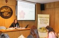 Armenian Genocide Forum, University of Aconcagua Mendoza, Argentina