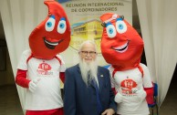 International Launching of the Communicational Educational Program for a Blood Donation Culture