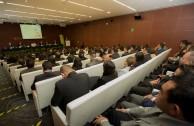 El Senado de la República Mexicana recibe propuestas de la EMAP en materia de legislación ambiental