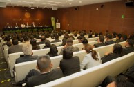 The Senate of the Mexican Republic receives GEAP proposals in environmental legislation