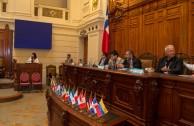 La contribución de la Cátedra para la Paz fue tema central de catedráticos en la CUMIPAZ 2015