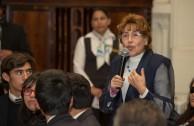 La CUMIPAZ 2015 abre espacios de diálogo sobre el desafío de la Educación Superior en el siglo XXI