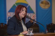 Ana María Figueroa, Federal Judge President of the Criminal Appeals Court of Argentina
