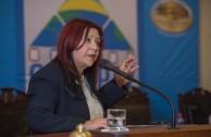 Ana María Figueroa, Jueza Presidenta de la Cámara Federal de Casación Penal de Argentina