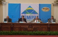 """The UN and its role in maintaining peace and global security"" is the central topic of the second table of the Judicial Session of CUMIPAZ 2015."