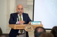 Salvador Del Toro, Secretario de Coordinación de la AAPAUNAM Universidad Nacional Autónoma de México.