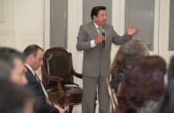 Percy Máximo Goméz Benavides, Presidente Primera Sala Penal de Apelaciones - Corte Superior de Justicia del Perú.