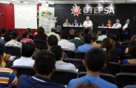University Forum at Santa Cruz, Bolivia