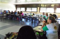Participation of the GEAP during the 15th meeting of the Bureau in Intercultural Education, Argentina