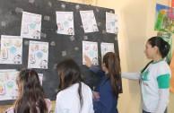 "Presentation of the Project ""Children of Mother Earth"" at the ""República de Chile"" School, Mendoza (Argentina)"