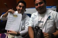 """Medical students join the International Project """"Life is in the Blood"""