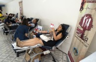 More than 6,000 lives were saved thanks to blood donations collected during the 6th International Blood Drive