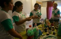 The GEAP promotes the Peace for Mother Earth Fairs