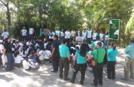 Feria por la Educación Ambiental realizada en Honduras